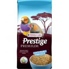 Oiseaux Exotiques 20kg, mélange de graines enrichi en granulés VAM - Prestige Premium 421513 Prestige 36,42 € Ornibird