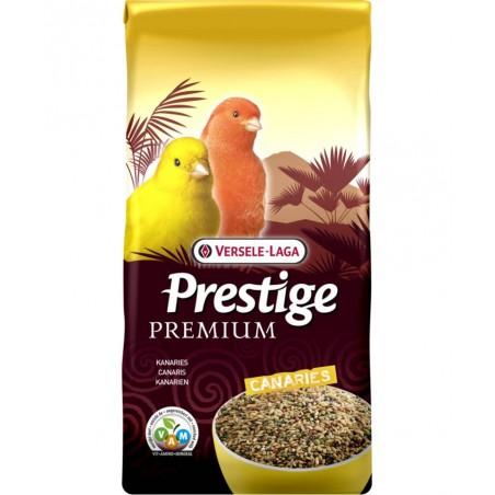 Canaris Super Elevage 20kg, mélange de graines enrichi en granulés VAM - Prestige Premium 421176 Prestige 36,30 € Ornibird