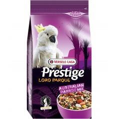 Australian Parrot Mix 1kg, lélange de graines + granulés VAM - Perroquets Australiens - Prestige Loro Parque 422212 Prestige ...