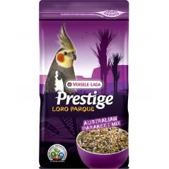 Australian Parakeet Mix 1kg, mélange de graines + granulés VAM - Perruches Australiennes - Prestige Loro Parque 422224 Presti...