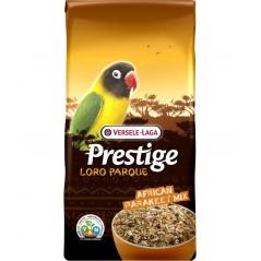 African Parakeet Mix 20kg, mélange de graines + granulés VAM - Perruches Africaines - Prestige Loro Parque 422221 Prestige 34...