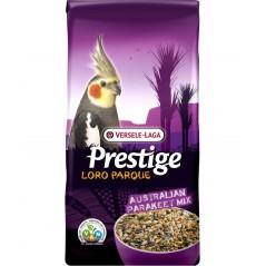 Australian Parakeet Mix 20kg, mélange de graines + granulés VAM - Perruches Australiennes - Prestige Loro Parque 422226 Prest...