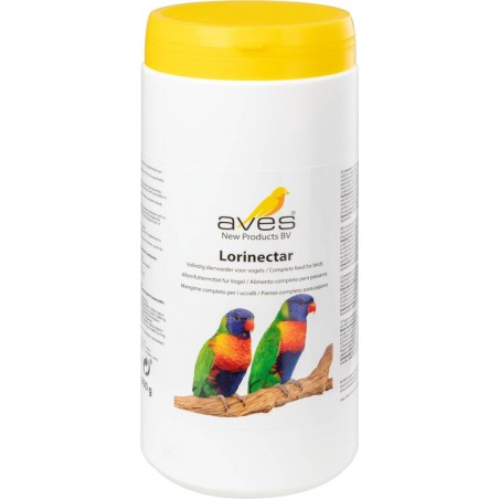 Lorinectar 900gr - Aves