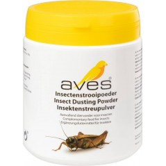 Insectenstrooipoeder / Insect Dusting Powder 500gr - Aves 18726 Aves 11,90 € Ornibird