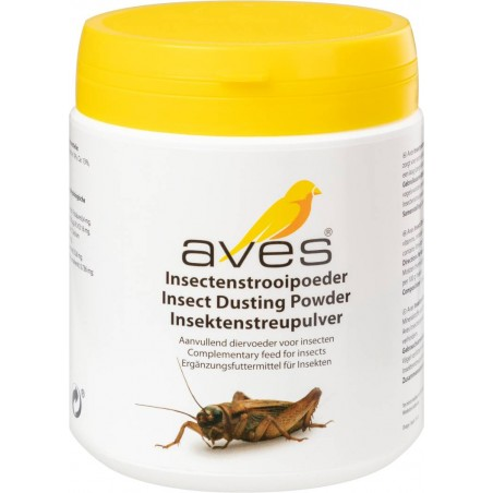 Powder food for insects 500gr - Aves
