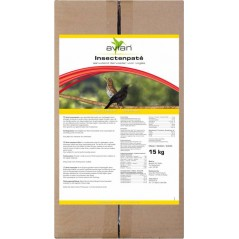 Insectenpaté / Insectivore Diet 15kg - Avian 13382 Avian 125,00 € Ornibird