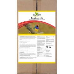 Exotenmix / Exotics Mix 15kg - Avian