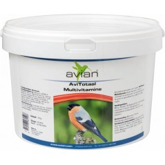 Avitotaal Multivitamine 4kg - Avian 11530 Avian 100,00 € Ornibird