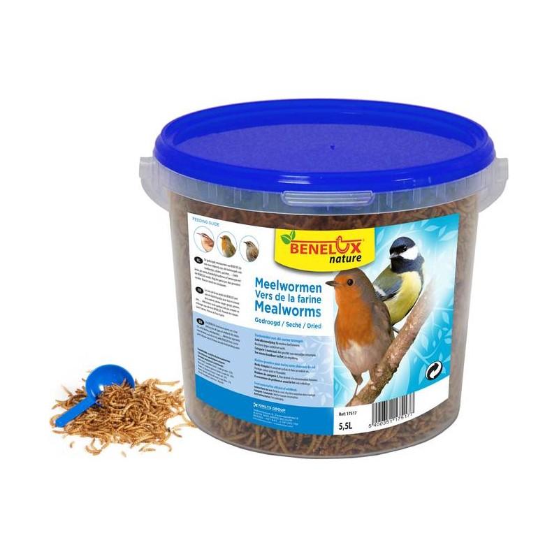 To Flour Bucket 5.5 L Birds of the Sky 17517 Benelux 17,94 € Ornibird