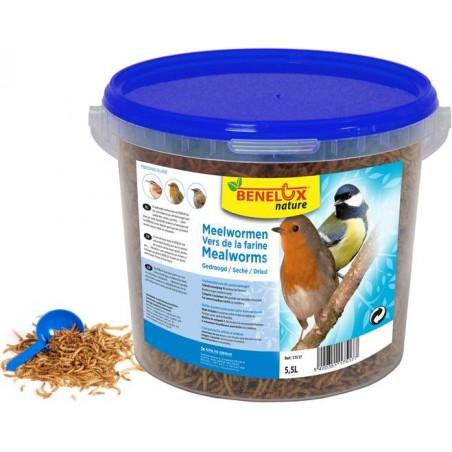 To Flour Bucket 5.5 L Birds of the Sky