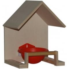Nid Indigène avec nid en plastique 87111501 Ost-Belgium 9,95 € Ornibird