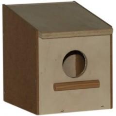 Nid exotique petit 11,5 x 10,5 x 13cm 87112011 Ost-Belgium 4,20 € Ornibird