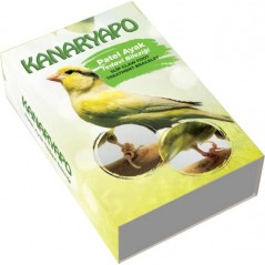 Orthèse de doigt en plastique 73001 Private Label - Ornibird 4,99 € Ornibird