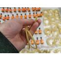 Gaine en latex naturel pour cacher les bagues dia. 3mm, longueur 1m - Ornibird 80202 Private Label - Ornibird 2,50 € Ornibird