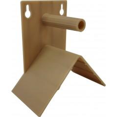 Perchoir individuelle anti-picage en plastique 88636311 Ost-Belgium 0,65 € Ornibird
