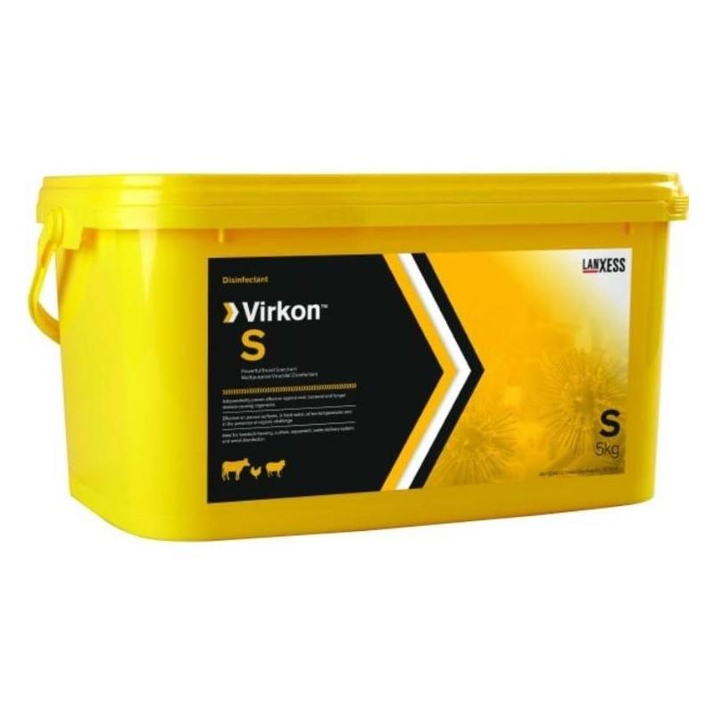 Virkon S 5kg - Puissant désinfectant virucide à large spectre - Virkon 23026 Virkon 133,83€ Ornibird
