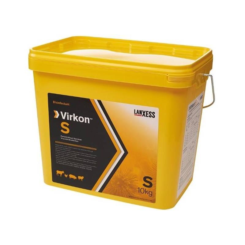 Virkon S 10kg - Puissant désinfectant virucide à large spectre - Virkon 23027 Virkon 242,93€ Ornibird