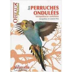 Parakeets Wavy, book 64 pages - Animalia Editions
