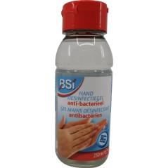 Gel mains désinfectant antibactérien 250ml - BSI 64383 BSI 8,95 € Ornibird