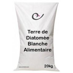 Diatomaceous earth food white 20kg - Ornibird 78489 Private Label - Ornibird 39,95 € Ornibird
