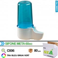Fontaine META 50cc - Carton de 80 pièces - S.T.A Soluzioni C006/BOX S.T.A. Soluzioni 25,60 € Ornibird