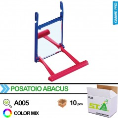 Miroir simple Abacus - Carton de 10 pièces - S.T.A Soluzioni A005/BOX S.T.A. Soluzioni 25,00 € Ornibird