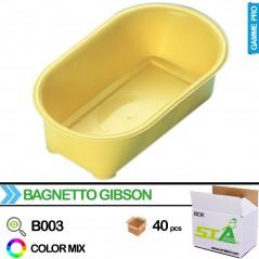 Baignoire Gibson - Carton de 40 pièces - S.T.A Soluzioni