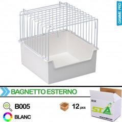 Baignoire externe en métal - Carton de 12 pièces - S.T.A Soluzioni B005/BOX S.T.A. Soluzioni 72,00 € Ornibird