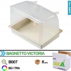 Baignoire Victoria - Carton de 8 pièces - S.T.A Soluzioni B007/BOX S.T.A. Soluzioni 62,40 € Ornibird