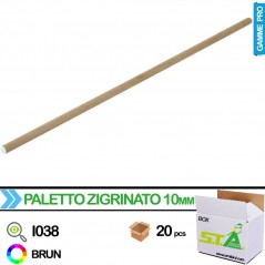 Perchoir 10mm x 100cm - Carton de 20 pièces - S.T.A Soluzioni I038/BOX S.T.A. Soluzioni 27,00 € Ornibird