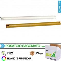 Perchoir 10mm x 17cm - Carton de 24 pièces - S.T.A Soluzioni I121/BOX S.T.A. Soluzioni 7,20 € Ornibird