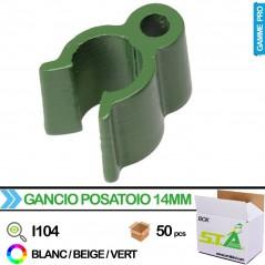 Support perchoir 14mm - Carton de 50 pièces - S.T.A Soluzioni I103/BOX S.T.A. Soluzioni 8,00 € Ornibird