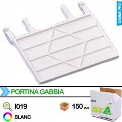 Porte plastique pour mangeoire - Carton de 150 pièces - S.T.A Soluzioni
