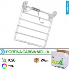 Porte plastique verticale pour mangeoire - Carton de 24 pièces - S.T.A Soluzioni I026/BOX S.T.A. Soluzioni 15,36 € Ornibird