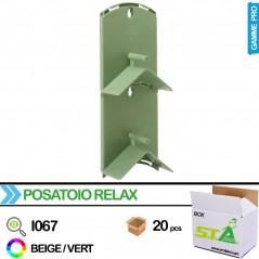 Perchoir anti-picage Relax - Carton de 20 pièces - S.T.A Soluzioni I067/BOX S.T.A. Soluzioni 30,00 € Ornibird