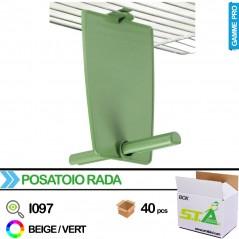 Perchoir vertical Rada - Carton de 40 pièces - S.T.A Soluzioni I097/BOX S.T.A. Soluzioni 44,00 € Ornibird