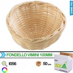 Nid en osier 100mm - Carton de 50 pièces - S.T.A Soluzioni I056/BOX S.T.A. Soluzioni 67,50 € Ornibird