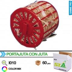 Support avec jute - Carton de 60 pièces - S.T.A Soluzioni I010/BOX S.T.A. Soluzioni 63,00 € Ornibird