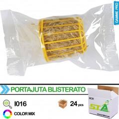 Support avec jute sous blister - Carton de 24 pièces - S.T.A Soluzioni