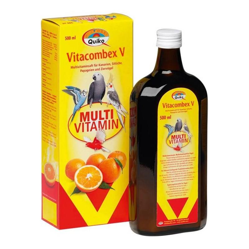Quiko Vitacombex V 500ml 200224 Quiko 25,76 € Ornibird