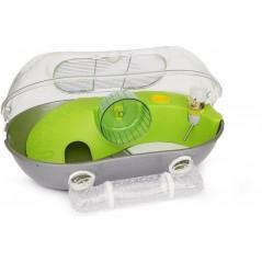 Cage à souris et hamster nain Spelos XL Metro Gris - Savic 281204000 Savic 39,85 € Ornibird