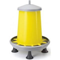 Mangeoire à trémie avec couvercle et pieds, capacité 9 litres 125/A/P River Systems 12,95 € Ornibird