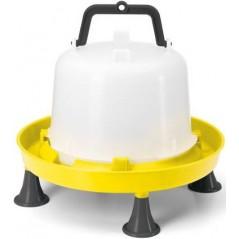 Abreuvoir à siphon avec poignée et pieds capacité 5 litres 139/MN/P River Systems 8,95 € Ornibird