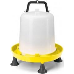 Abreuvoir à siphon avec poignée et pieds capacité 10 litres 140/MN/P River Systems 9,45 € Ornibird