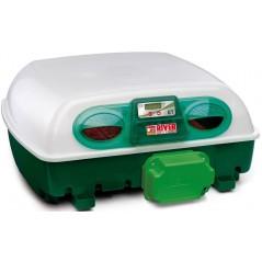 Couveuse digitale automatique ET 49 avec unité retournement OVOMATIC, pour 49 oeufs 549/A River Systems 229,00 € Ornibird