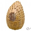 Nest wicker for alien 8,5x9x11cm