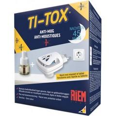 Ti-Tox Anti-Moustiques Starter Kit - Riem 044 Riem 7,99 € Ornibird