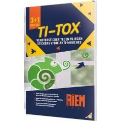 Stickers vitre Anti-Moustiques Ti-Tox - Riem 043 Riem 5,95 € Ornibird