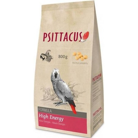 Psittacus Maintenance High Energy Formula 800gr PS57001 Psittacus 11,35 € Ornibird