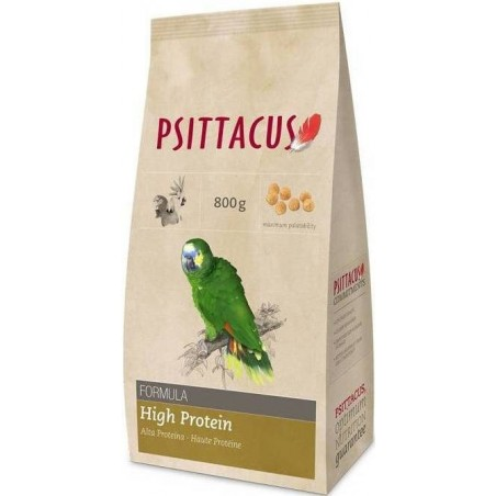 Psittacus Maintenance High Protein Formula 800gr PS57003 Psittacus 11,35 € Ornibird